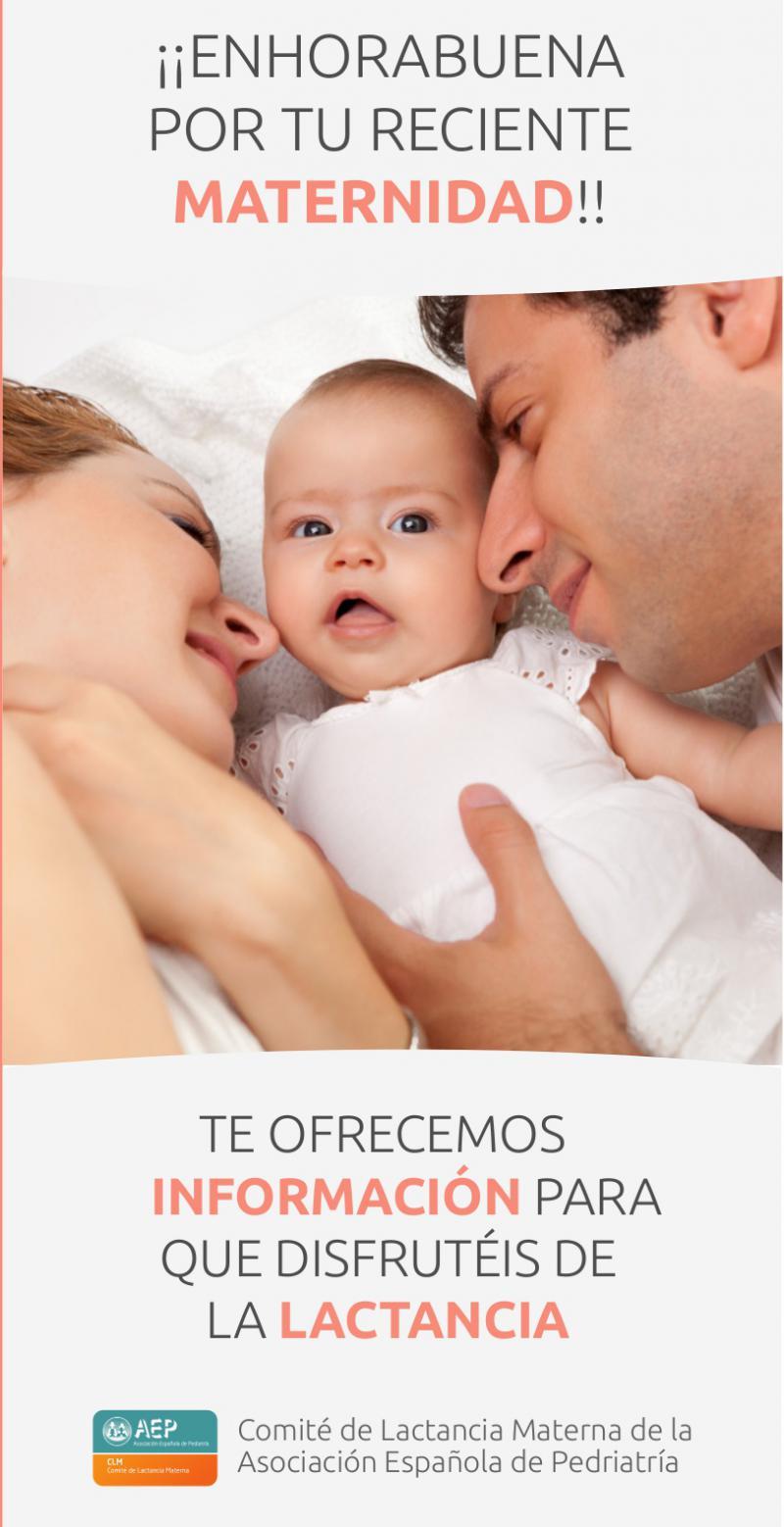 Iniciar la lactancia materna