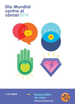 Dia Mundial contra el Càncer 2014