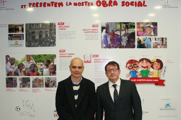 Dr. Javier Massaguer i Dr. Jaume Benavent